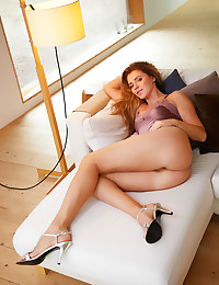 Kalisy naked in erotic..