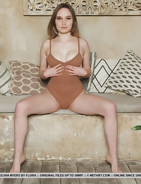 Olivia Myers nude in..