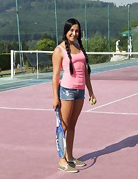 TENNIS COACH with Ana Rose..